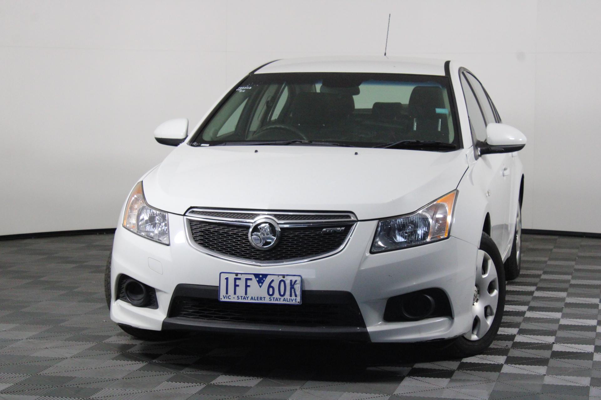 2012 Holden Cruze CD JH T/Diesel Automatic Sedan(WOVR-Inspected)