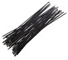Pack of 50pc x Coated Stainless Steel Cable Ties, 4.6 x 400mm, Grade 304. B