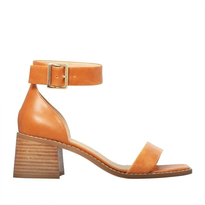 SKIN Women`s Radcliffe Shoes, Padding under the sock, Color: Brown, Size: 8
