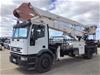 <p>2002 Iveco Eurocargo Tector 4 x 2 EWP Truck</p>