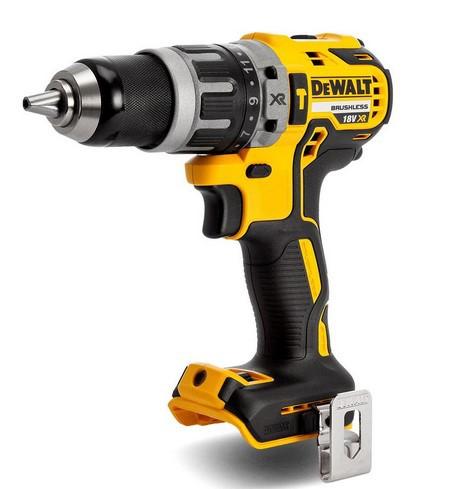 DEWALT 18V Brushless Hammer Drill. Skin Only. N.B. Power on test passed. Li