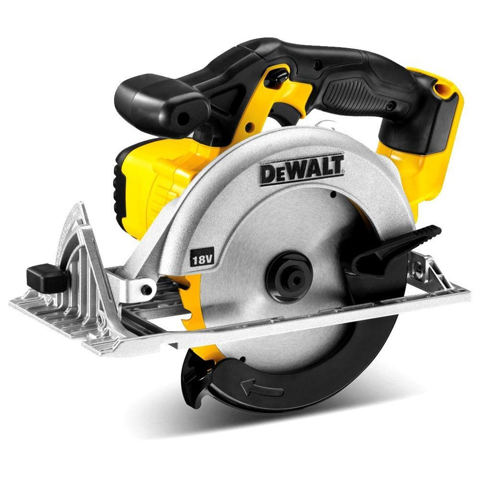 DEWALT 18V XR Li-ion 165mm (6.5``) Cordless Circular Saw. Skin Only. N.B. D