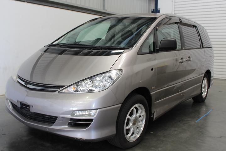 2003 (Imported 2011) Toyota Estima Automatic 8 Seat Van, 130,051km (WOVR)