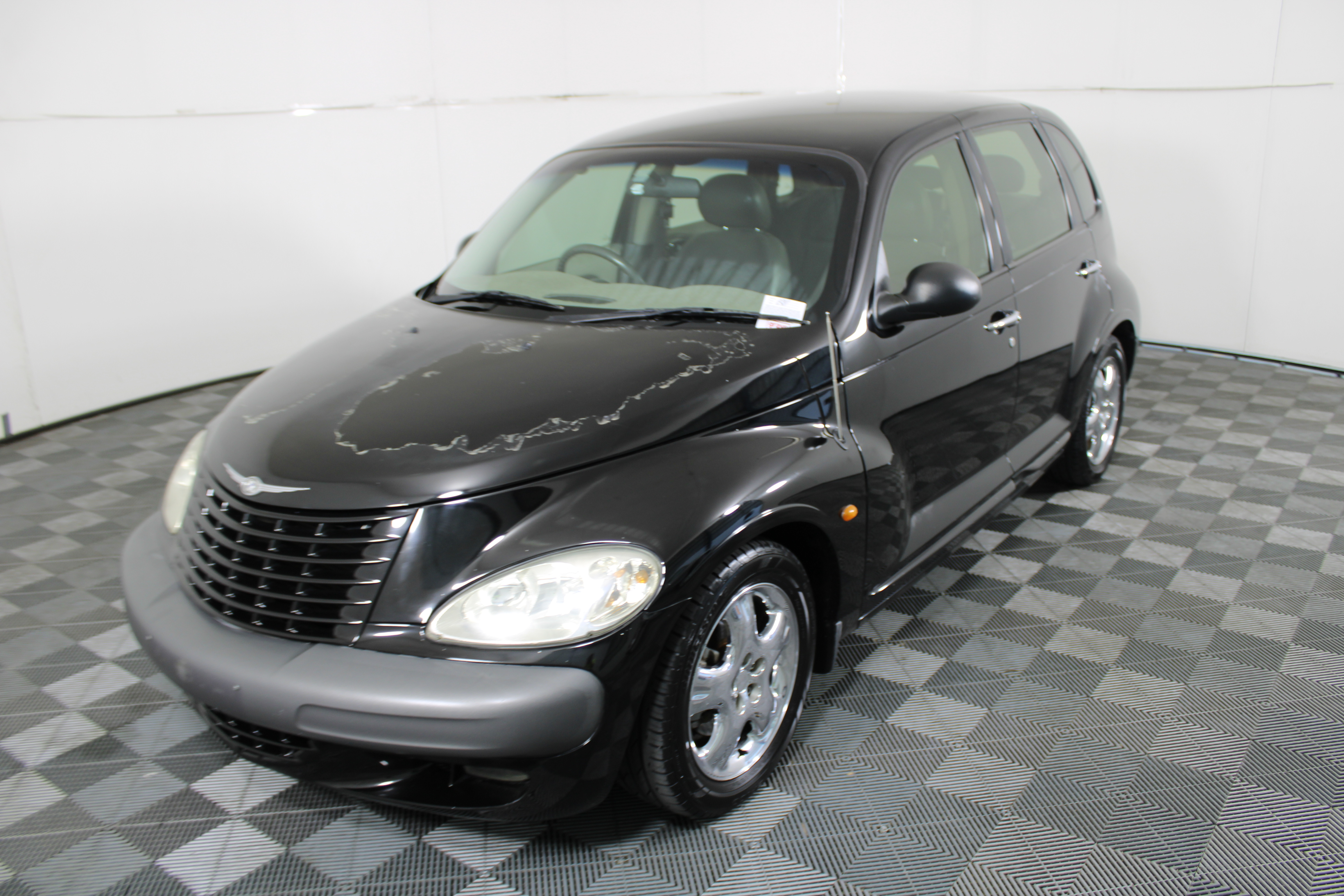2001 (2002) Chrysler PT Cruiser Limited Automatic Wagon
