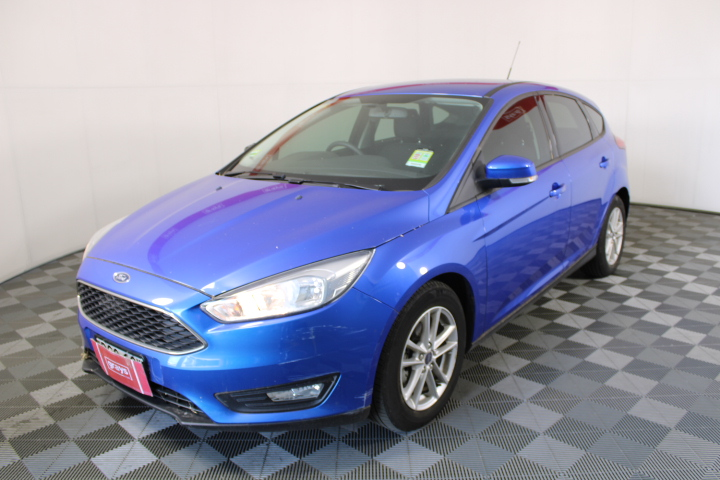 2017 Ford Focus Trend LZ Auto 5D Hatch 12,328 kms