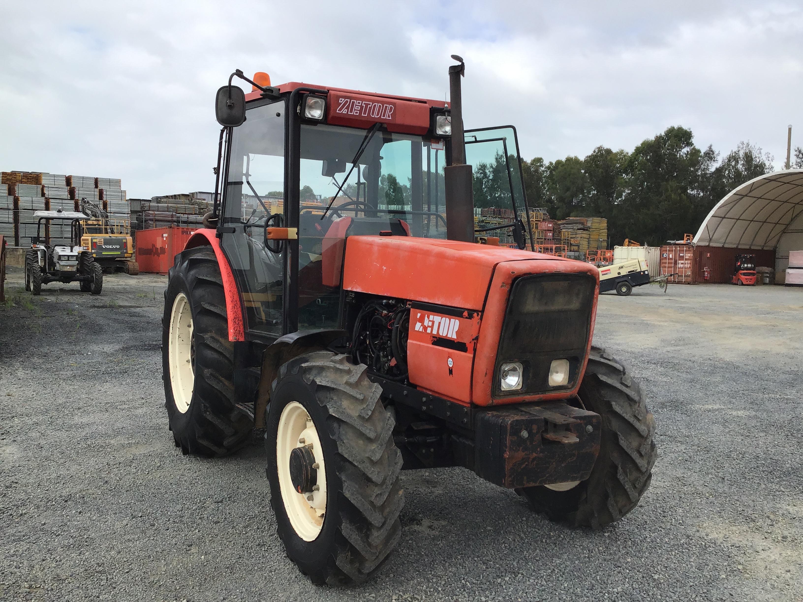 Zetor 9540 Tractor