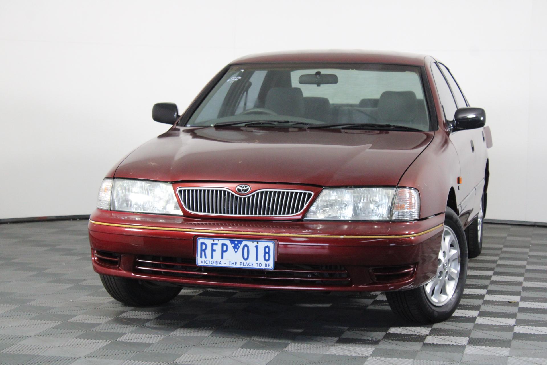 2001 Toyota Avalon Conquest MCX10R Automatic Sedan