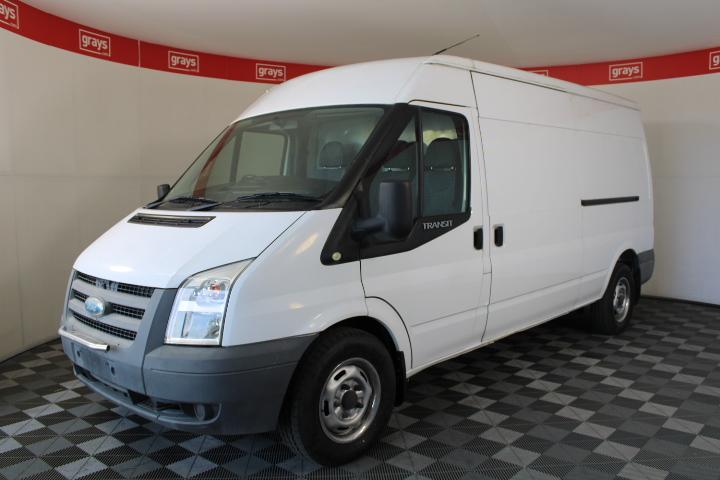 2010 (Comp) Ford Transit High (LWB) VM Turbo Diesel Manual Refrigerated Van