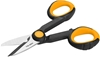 2 x TOLSEN Stainless Steel Electrician`s Scissors, 140mm. Buyers Note - Dis