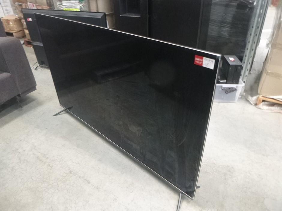 "75"" UHD Hitachi Smart TV"