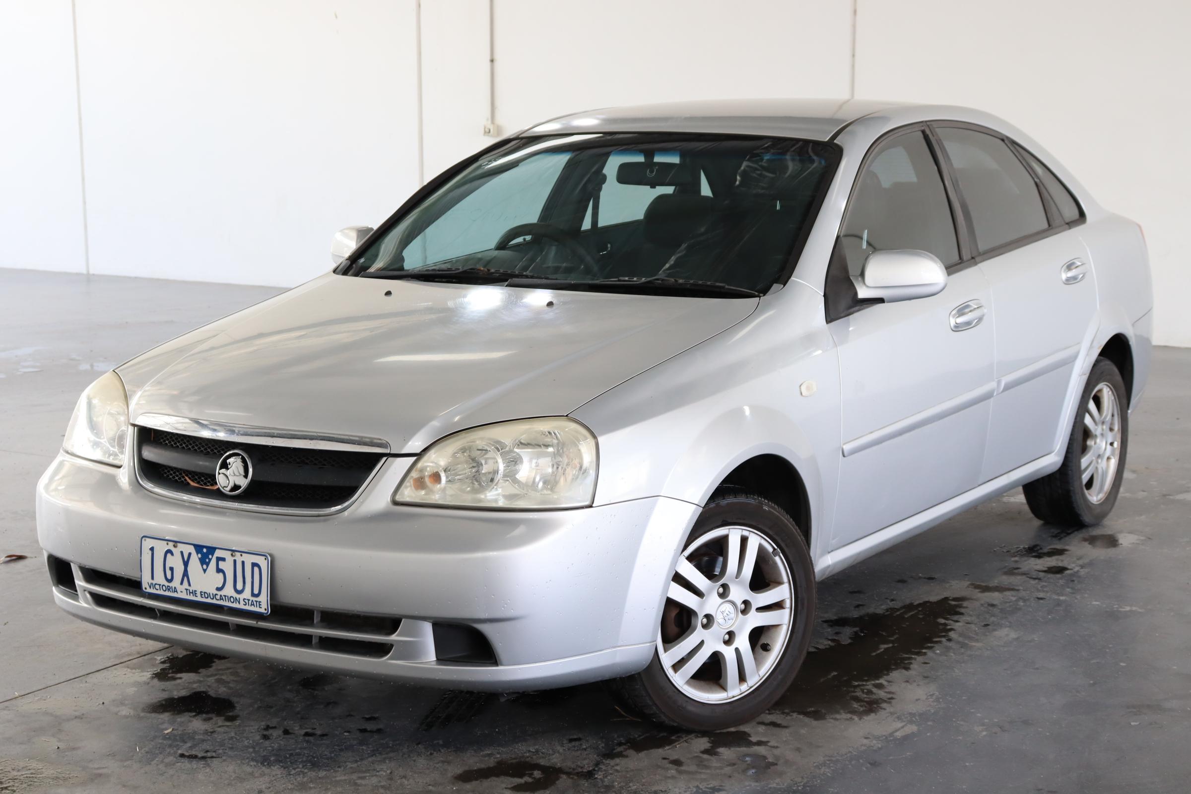 2006 Holden Viva JF Automatic Sedan