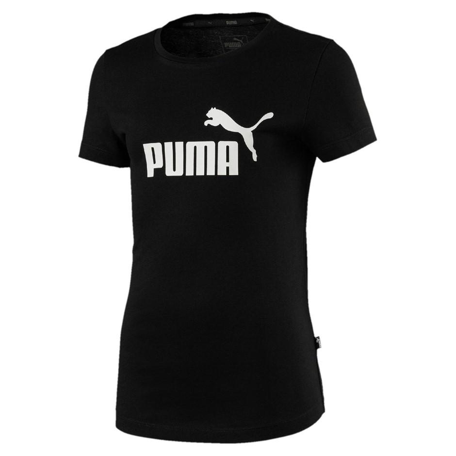 PUMA Junior Essentials Tee, Size 13-14Y, 100% Cotton, Cotton Black. Buyers