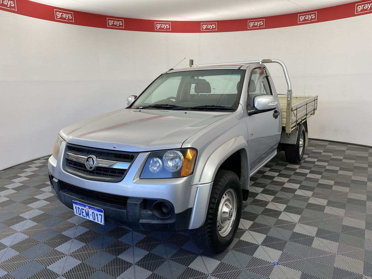 2009 Holden Colorado 4X2 LX 3.6 V6 RC Manual Cab Chassis