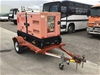 <p>2010 Powerlink GMS30KS 30 kva Trailer Mounted Generator</p>