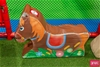 Kids Padded Pony Soft Active Play Toy