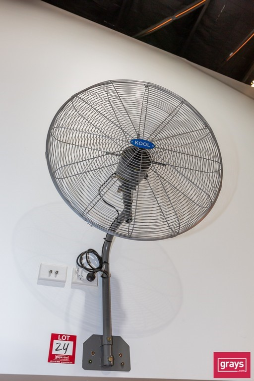 Kool Wall Mounted Fan
