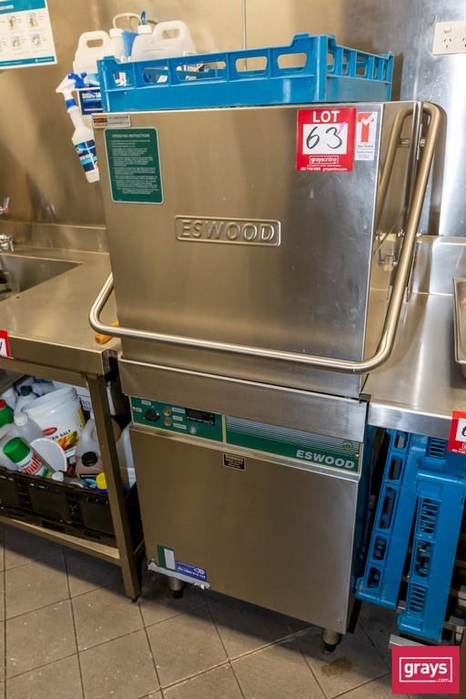 Eswood ES25 Pass Through Dish Washer
