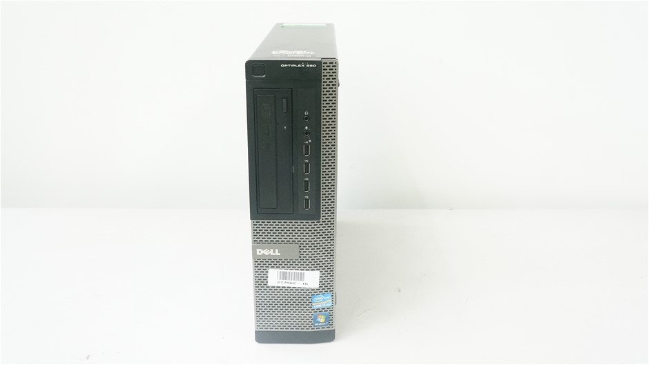 Dell OptiPlex 990 Mini Tower Desktop PC