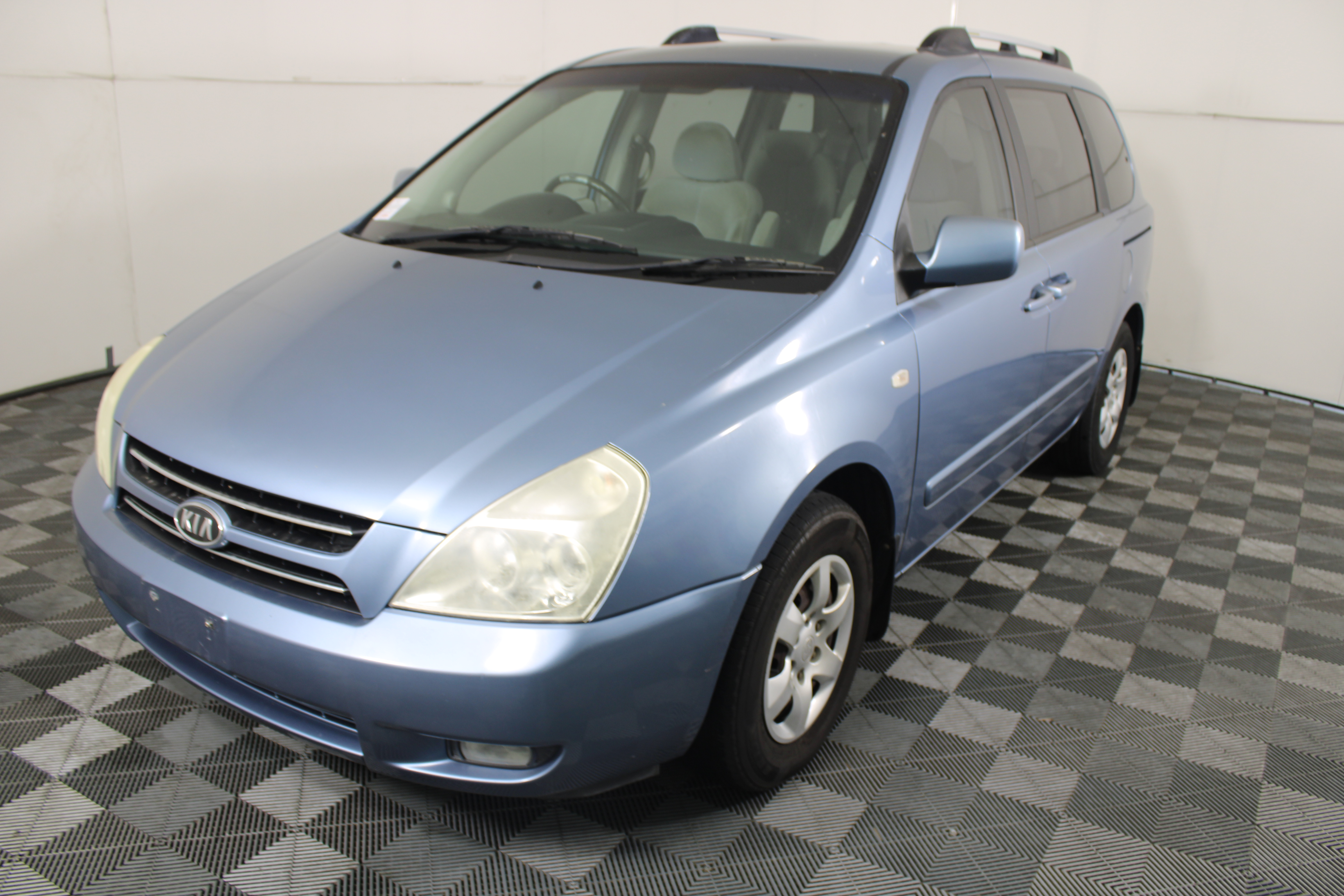 2006 Kia Carnival EX VQ Automatic 8 Seats People Mover
