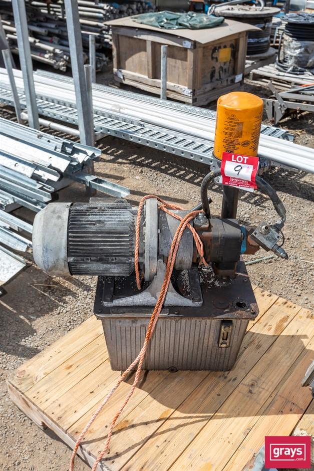Siemens Hydraulic Power Pack
