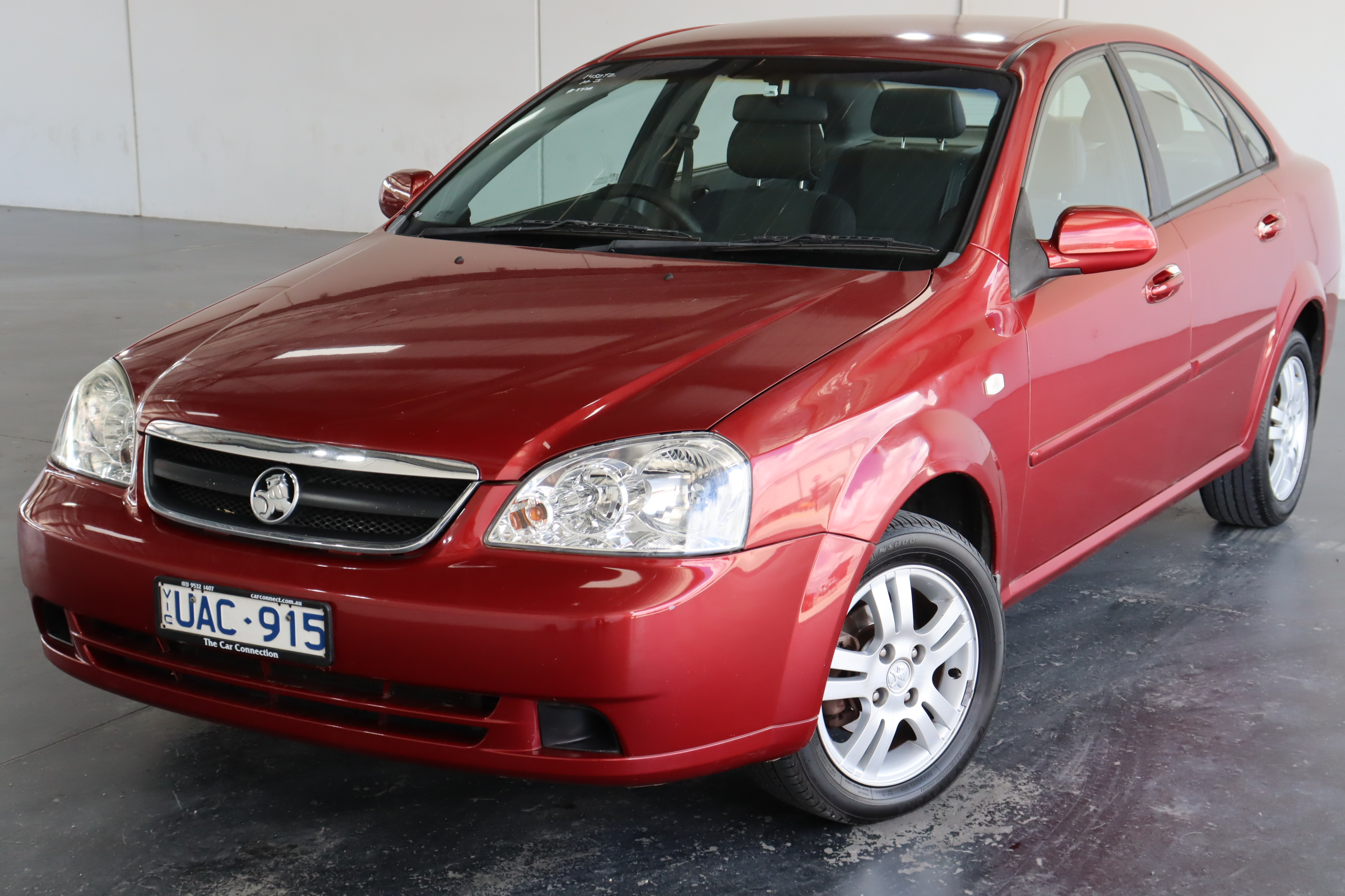 2006 Holden Viva JF Manual Sedan