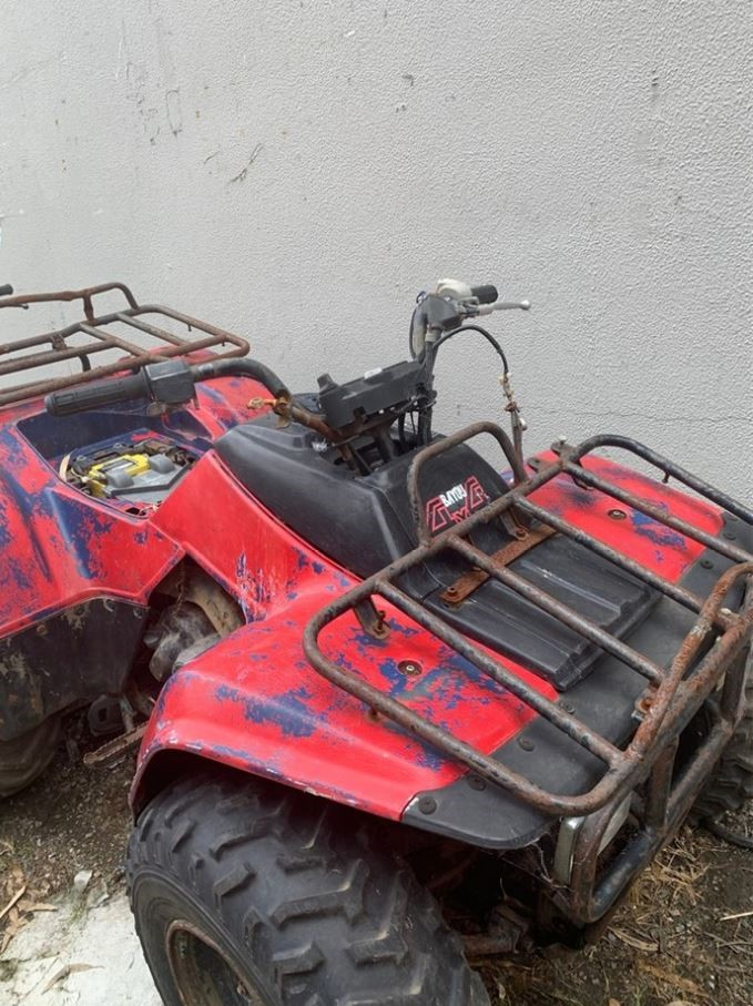 Quad Runner Quad Bike