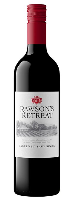 Rawson's Retreat Shiraz Cabernet Sauvignon 2019 (6x 750mL), SA