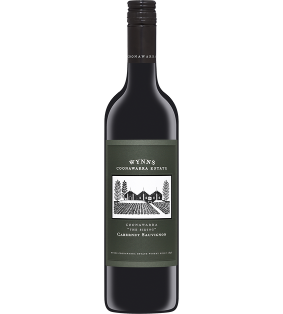 Wynns Coonawarra Siding Cabernet Sauvignon 2018 (6x 750mL), SA