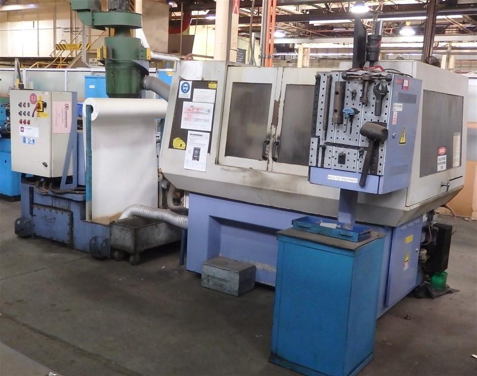 Anca CNC Cutting & Grinding Machine