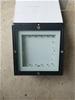 Domus Glossy LED bunker light-matte black RRP $69.95