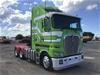 <p>2013 Kenworth K 200 (Ex Fleet) 6 x 4 Prime Mover Truck</p>