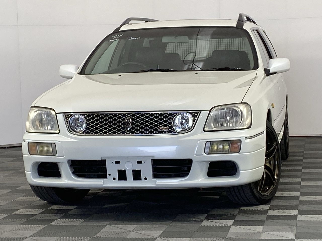 1998 Nissan Stagea RS Four Automatic Wagon