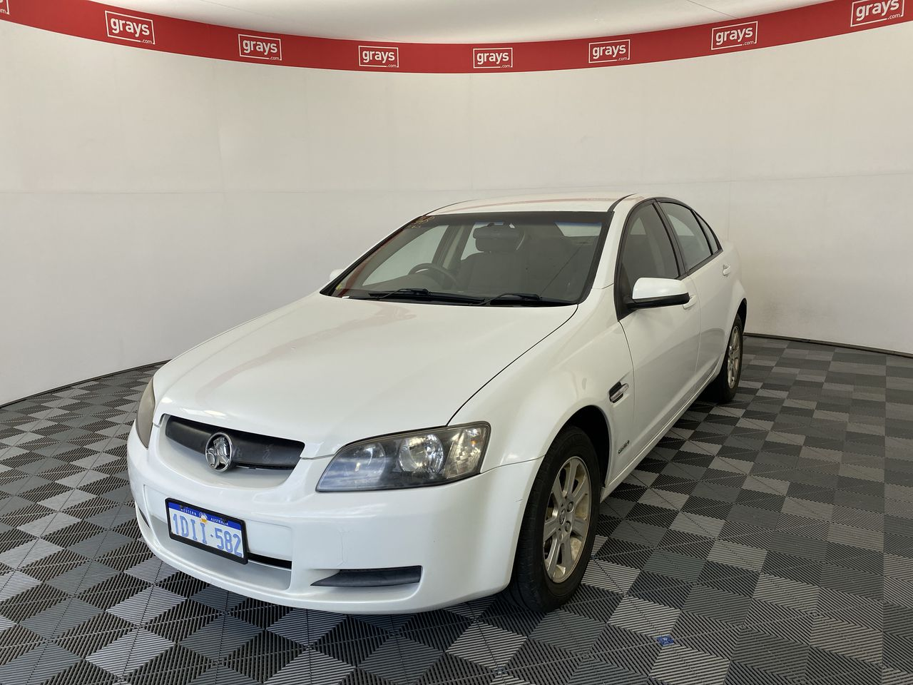 2010 Holden Commodore Omega VE Automatic Sedan