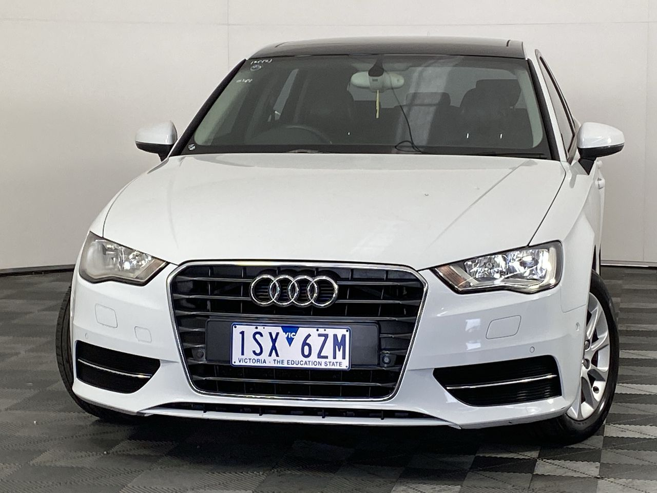 2013 Audi A3 1.4 TFSI ATTRACTION 8V Automatic Hatchback