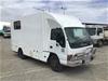 <p>2001 Isuzu NPR 250 4 x 2 Ex Dental Truck</p>