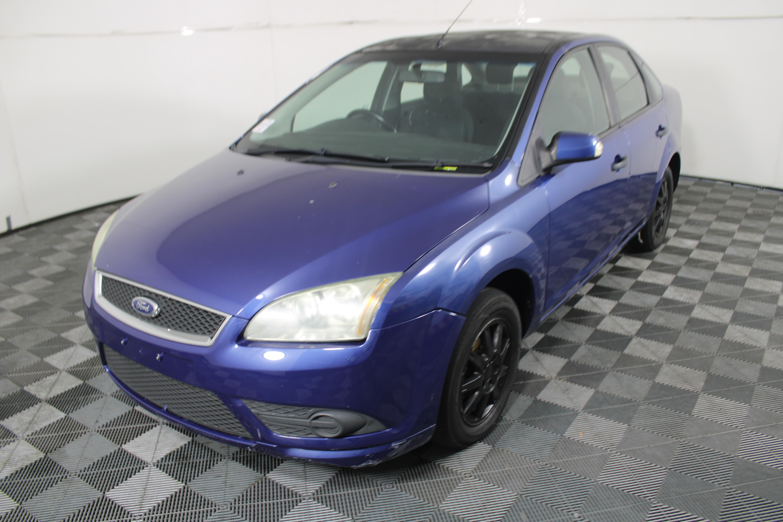 2008 Ford Focus CL LT Manual Sedan