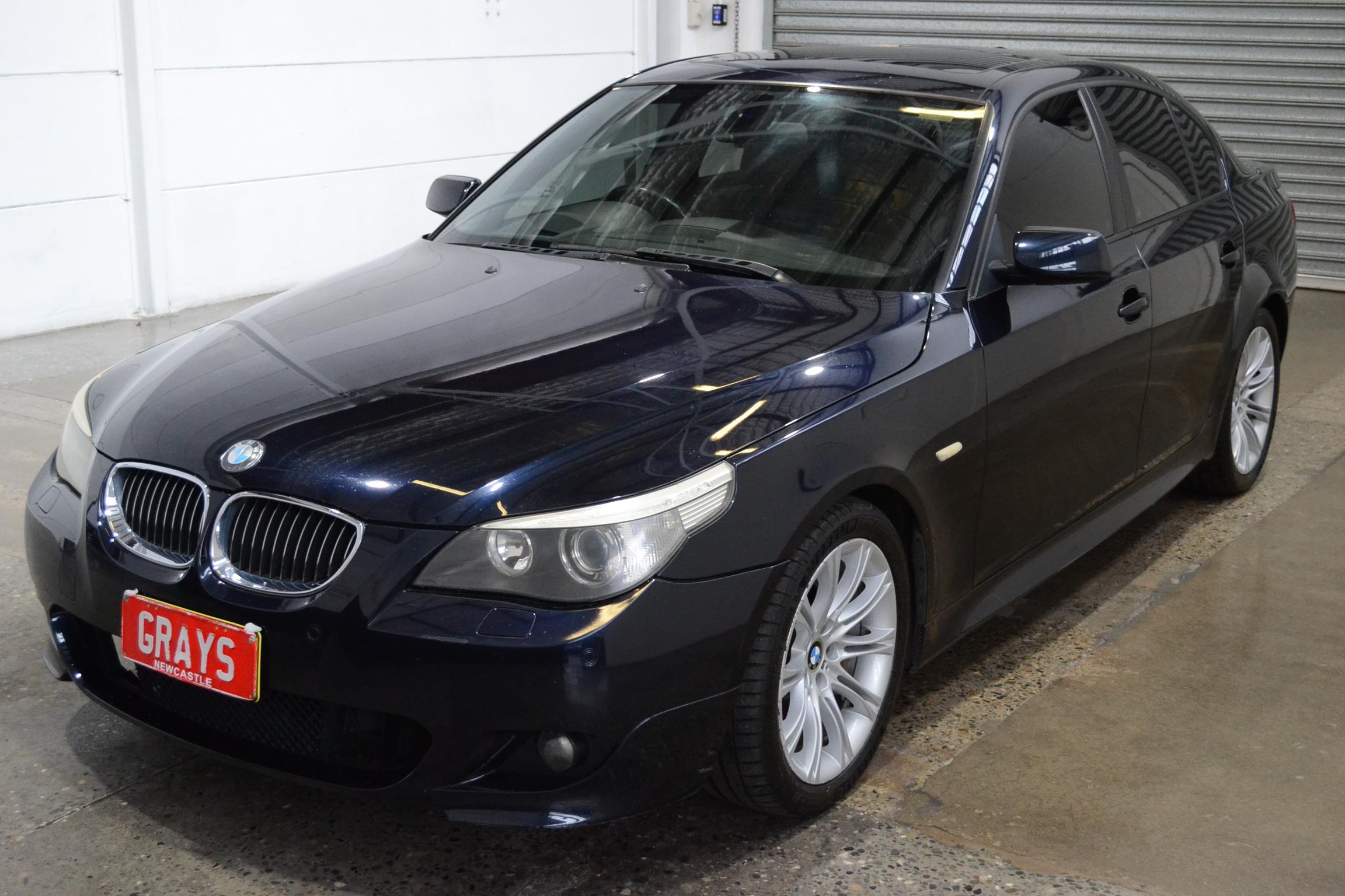 2006 BMW 5 40i E60 Automatic Sedan