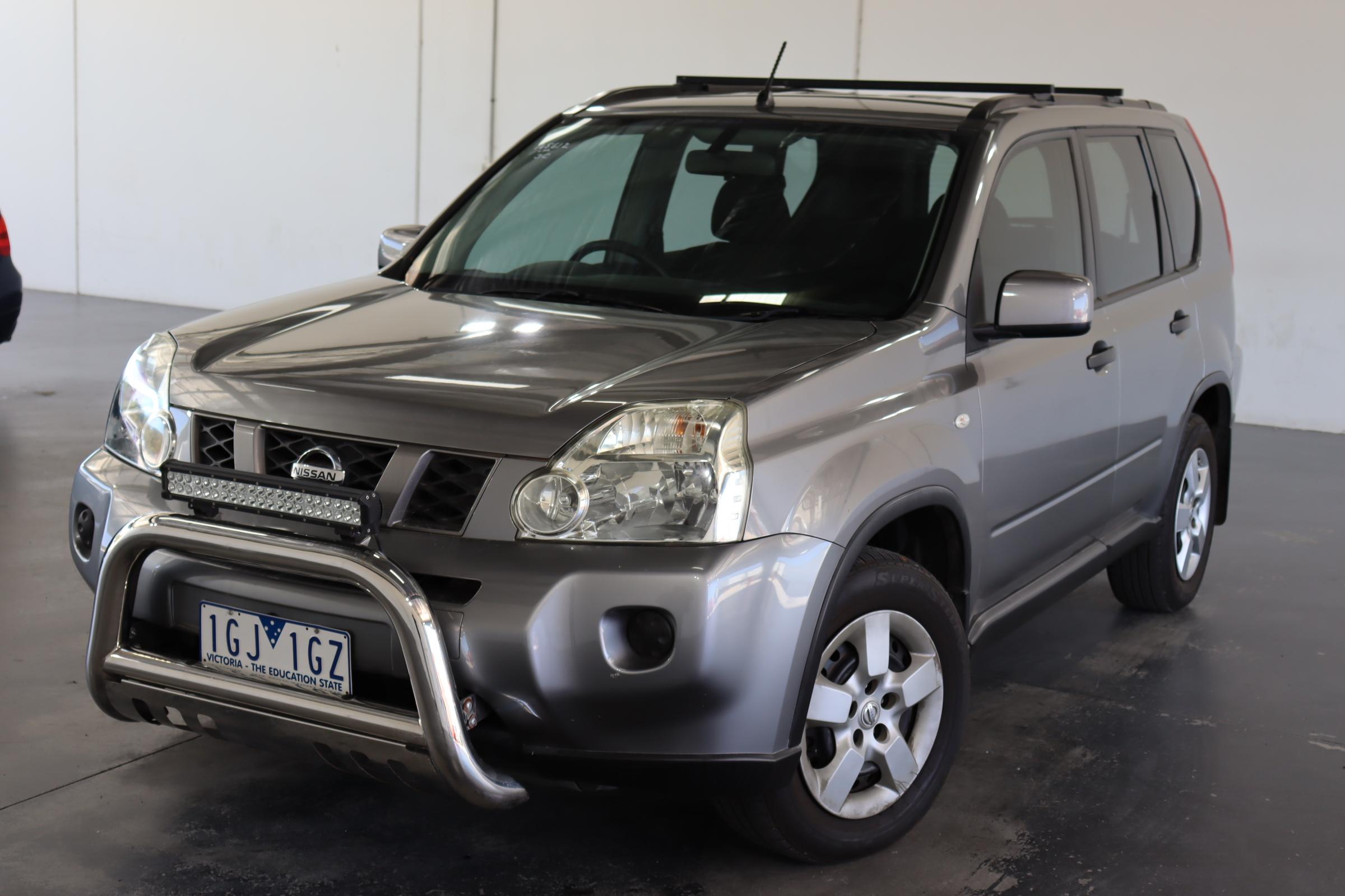 2008 Nissan X-Trail ST (4x4) T31 CVT Wagon(WOVR+INS)