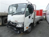Unreserved Ex-Hire Tray Body Truck & Construction Equipment