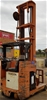 1991 Toyota FBRE20 Electric Ride On High Reach Forklift