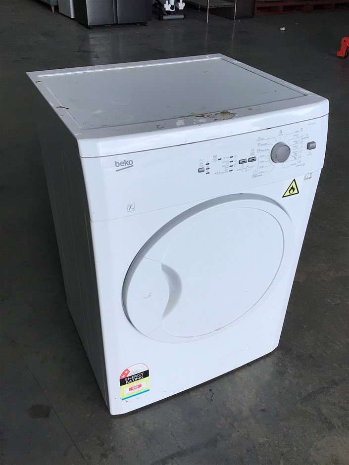 Beko 7kg Clothes Dryer - Model DV7220X