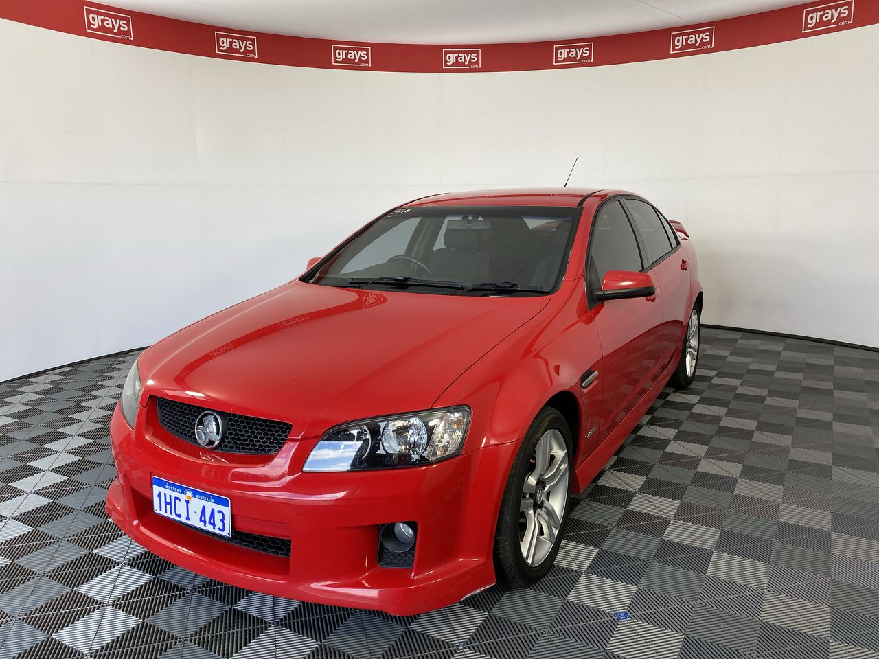 2010 Holden Commodore SV6 VE Automatic Sedan
