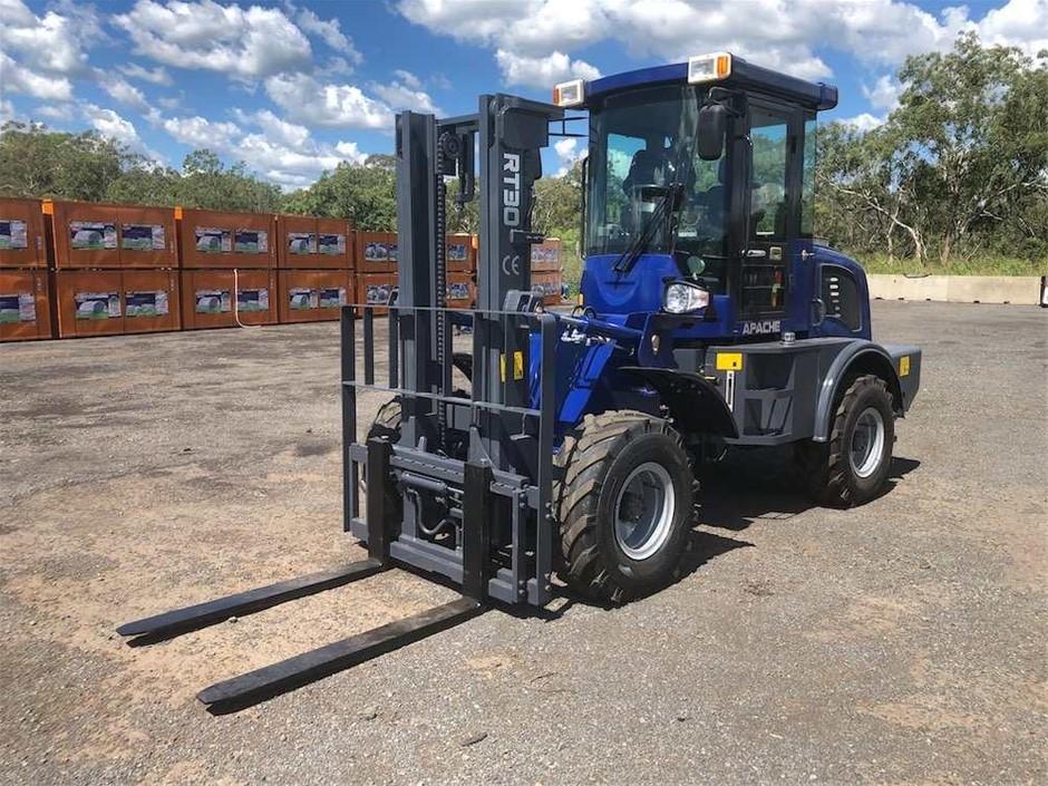 Unused Rough Terrain Forklift
