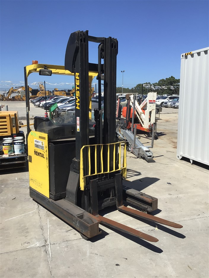 2003 Hyster R1.4 Reach Forklift
