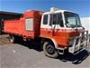 1985 Hino GD Ex-RFS Fire Truck