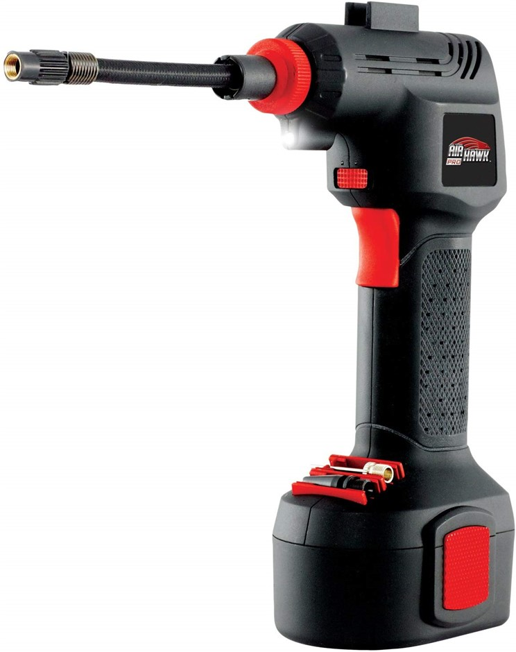 AIR HAWK Pro Cordless Tyre Inflator. Buyers Note - Discount Freight Rates A