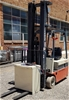 Nissan GN01L16U Electric 3 Wheeled Ride On Counter Balance Forklift