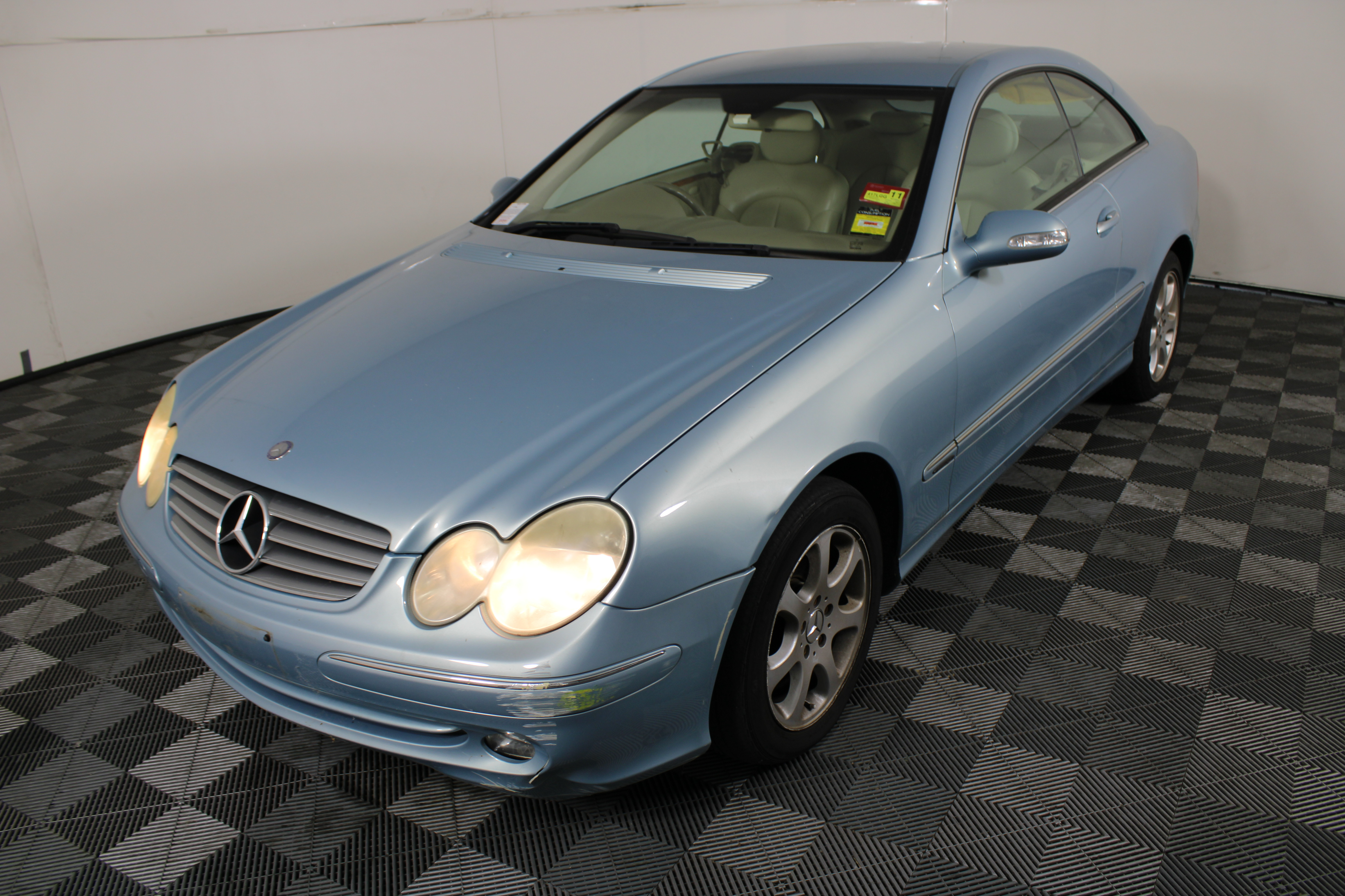 2003 Mercedes Benz CLK240 Avantgarde C209 Automatic Coupe
