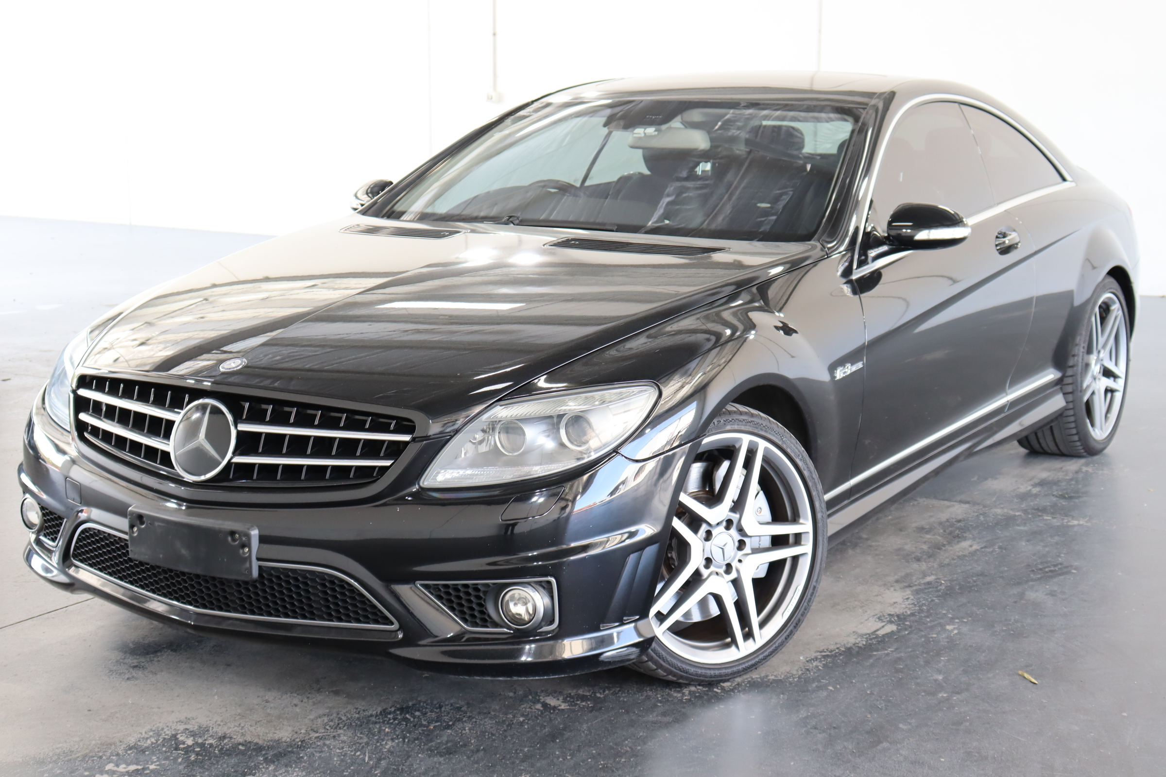 2007 Mercedes Benz CL 63 AMG C216 Automatic Coupe