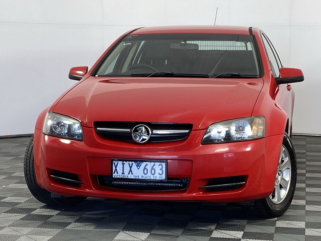 2009 Holden Sportwagon Omega VE Automatic Wagon